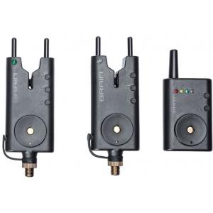 Набор сигнализаторов Brain Wireless Bite Alarm B-1 2+1