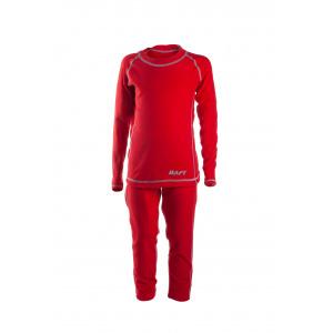 Термобелье Baft X-Line Kids Red Микрофлис 130 116