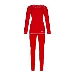 Термобелье Baft X-Line Women Red Микрофлис 130 L