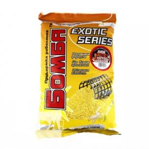 Прикормка Бомба Exotic Series Лещ Toffee Шоколад