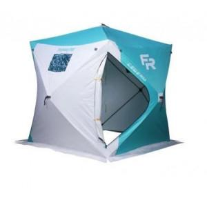 Зимняя палатка Fishing ROI Legend Куб White-Blue 180 x 180 x 205 см