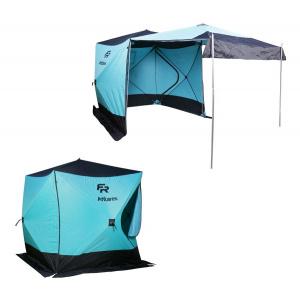 Зимняя палатка Fishing ROI Antares Куб с поднимающейся стенкой