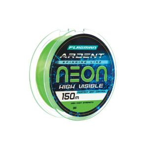Леска Flagman Ardent Neon 150м 0.18мм