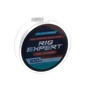Леска Flagman Rig Expert Line 100м 0.12мм