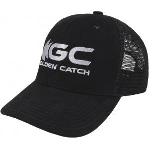 Кепка GC Trucker с сеткой черная