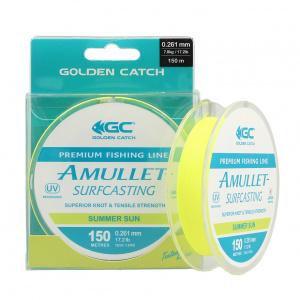 Леска Golden Catch Amullet SS 150м 0.261мм