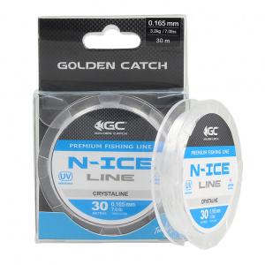 Леска Golden Catch N-Ice CRL 30м 0.074мм