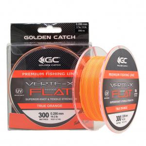 Леска Golden Catch Verte-X Flat TO 300м 0.234мм