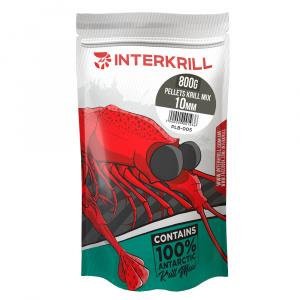 Пеллетс INTERKRILL Krill MIX 10мм 800г