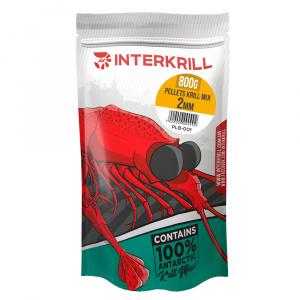 Пеллетс INTERKRILL Krill MIX 2мм 800г