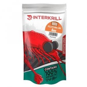 Пеллетс INTERKRILL Krill MIX 4мм 800г