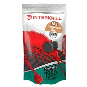 Пеллетс INTERKRILL Krill MIX 6мм 800г