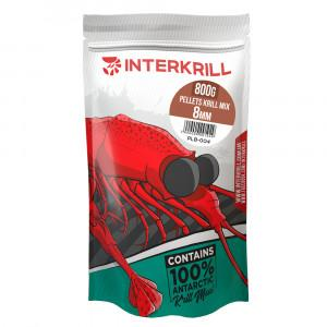 Пеллетс INTERKRILL Krill MIX 8мм 800г