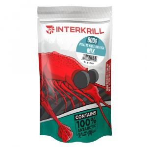 Пеллетс INTERKRILL Krill Big Fish MIX 800г