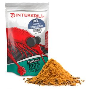 Прикормка INTERKRILL Криль-Амино 800г