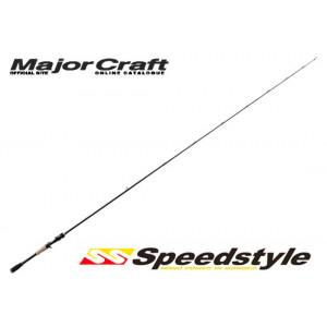 Кастинговое удилище Major Craft Speedstyle SSC-682L/BF (206 cm, 1.5-7 g.)