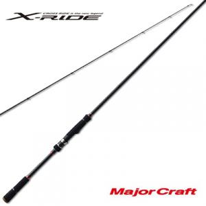 Спиннинг Major Craft X-Ride Eging XRS-862E (259 cm, 6-18 g.)