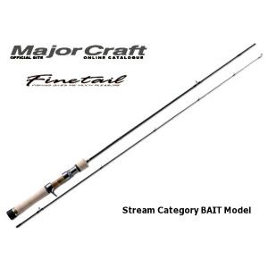 Кастинговое удилище Major Craft FineTail FTS-B542UL (164 cm, 1-8 g.)