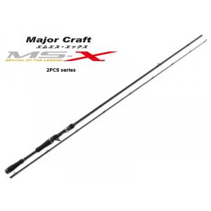 Кастинговое удилище Major Craft MS-X MXC-610M (198 cm, 7-21 g.)