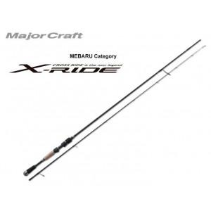 Спиннинг Major Craft X-Ride Mebaru XRS-T762M (229 cm, 0,5-7 g.)