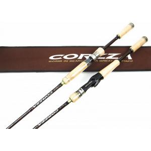 Кастинговое удилище Major Craft Corzza CZC-662M (198 cm, 7-21 g.)