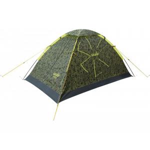 Палатка трекинговая 2-х местная 1-шаровая Norfin RUFFE 2 FG NC