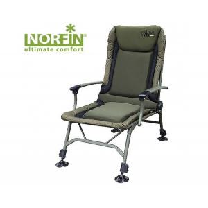 Кресло карповое регульоване Norfin LINCOLN NF