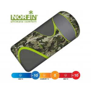 Мешок-одеяло спальный Norfin SCANDIC COMFORT PLUS 350 R