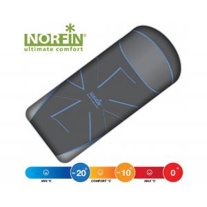 Мешок-одеяло спальный Norfin NORDIC COMFORT 500 L