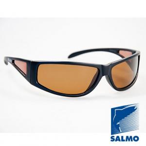 Очки поляризационные Salmo 18 (поликарбонат, линзы коричневые)