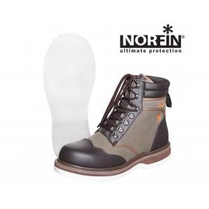 Ботинки для забродного комбинезона NORFIN WhiteWater Boots (подошва-войлок) / 40