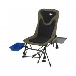 Кресло карповое с оснащением Norfin BOSTON NF
