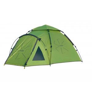 Палатка полуавтомат 4-х местная 2-х шаровая Norfin HAKE 4 FG NF