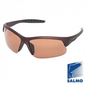 Очки поляризационные Salmo 22 (поликарбонат, линзы коричневые)