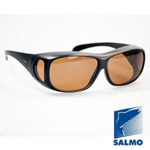 Очки поляризационные Salmo 23 (поликарбонат, линзы коричневые)