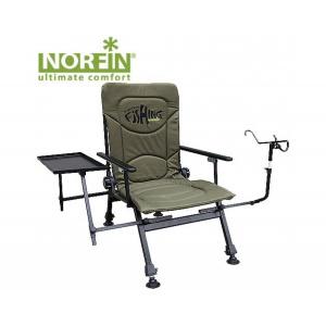 Кресло карповое с оснащением Norfin WINDSOR NF