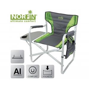 Кресло складное со столиком Norfin RISOR NF Alu