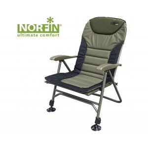 Кресло карповое регульоване Norfin HUMBER NF