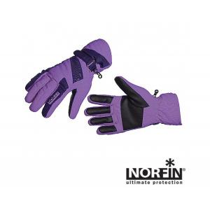 Перчатки Norfin Women Windstop Violet L