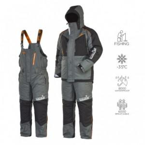 Зимний костюм Norfin Discovery 2 Gray XXL