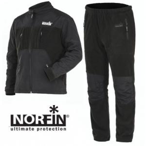 Флисовый костюм Norfin Polar Line 2 Gray S
