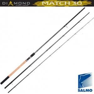 Удилище матчевое Salmo DIAMOND MATCH 30 5-30/3.90
