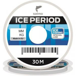 Зимняя леска Salmo ICE PERIOD 30м / 0,08мм