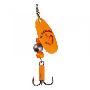 Блесна Savage Gear Caviar Spinner #4 18g 06-Flou Orange