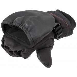 Перчатки-варежки Select с откидной варежкой