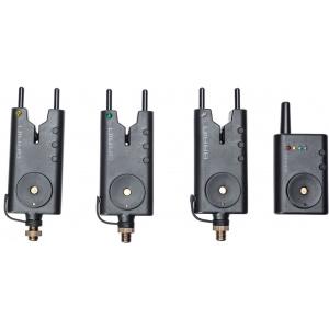 Набор сигнализаторов Brain Wireless Bite Alarm B-1 3+1