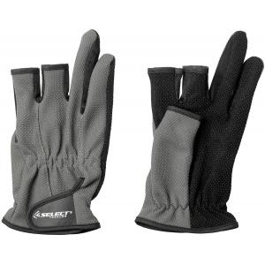 Перчатки Select Basic SL-GB02 gray